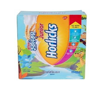 Junior Horlicks Bib 400gm