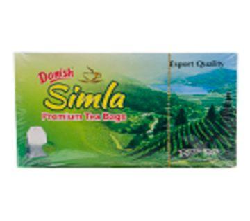 Danish Simla Tea Pre Tea Bag Box 50pcs
