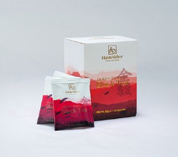 Halda Valley Golden Eyebrow Black Tea Box (50g)