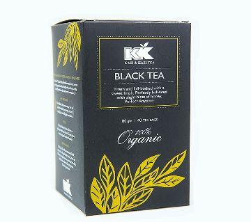 KK Black Tea Box 40 Sachets (80 gm)