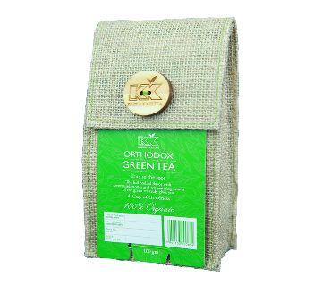 KK Orthodox Green Tea (loose) (100 gm)