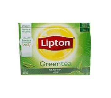Lipton Green Tea Bag Classic 150gm