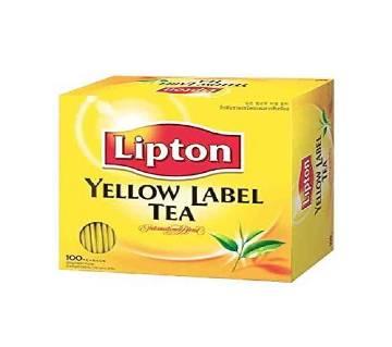 Lipton Yellow Lebel Tea Bag (200g)