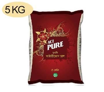 ACI Pure Premium Kataribhog Rice (5kg)