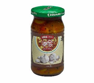 Ruchi Pickle (Garlic) - 200gm