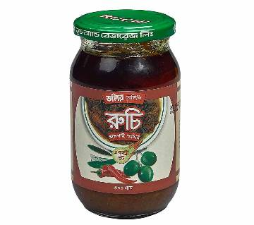 Ruchi Pickle (Olive) - 400gm