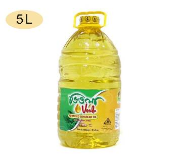 Veola Soyabean Oil - 5 Litre (298715)