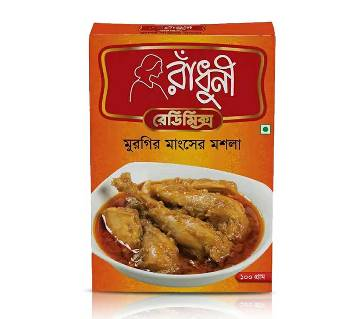 Radhuni Readymix Chicken Masala - 100 gm