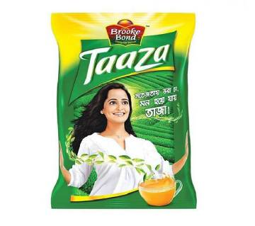 Taaza Brooke Bond Tea Poly - 400gm