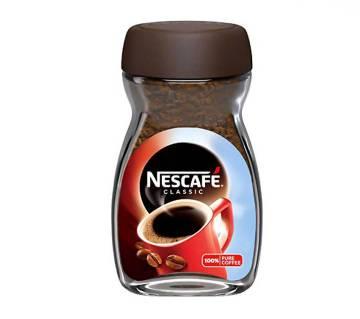 NESCAFE Classic Instant Coffee Jar - 50 gm