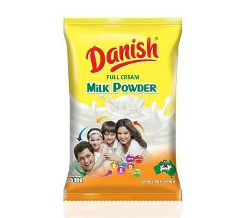 Danish Full Cream Milk Powder - 500 gm