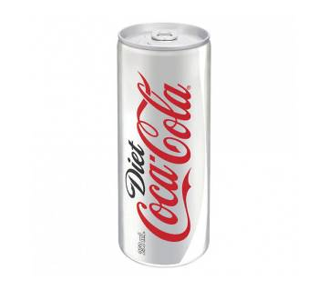 Coca Cola Diet Can - 250ml