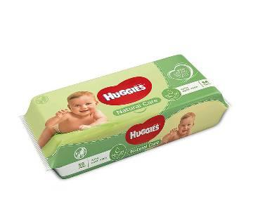 Huggies Baby Wipes - 56 Sheets