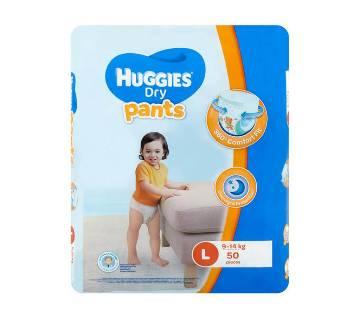 Huggies Pants Diaper Dry (36pcs) - L - (9-14kg)