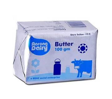 Aarong Dairy Butter  200 gm (299712)