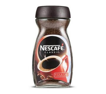 Nestlé Nescafé Classic Instant Coffee Jar 200 gm