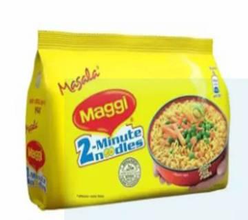 Maggie 2 Mins Masala Noodles - 8 Packs
