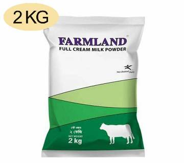 FARMLAND 2KG Powder Milk