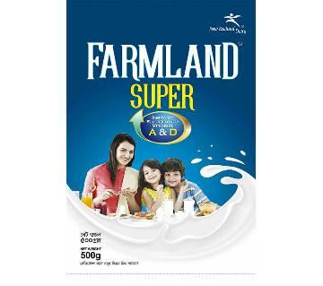 FARMLAND SUPER 500G Powder Milk