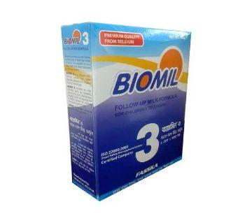 Biomil 3 Follow-Up Milk Formula Powder (1-2 years).