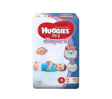 Huggies Dry Baby Diaper Belt S 4-8 kg