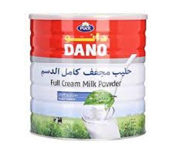 Dano Full Cream Milk Powder- 2.5kg- Dubai