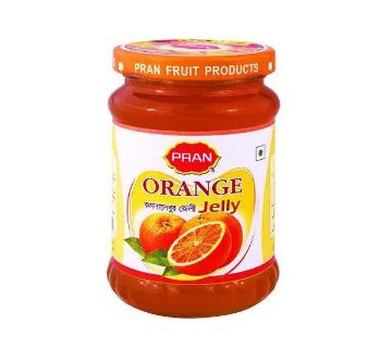 PRAN Orange Jelly  500gm