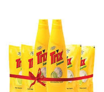 Trix Total Cleaning Solution Combo