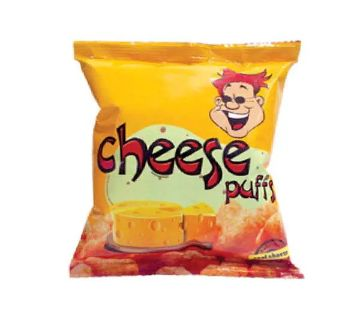 Cheese Puffs  22 gm