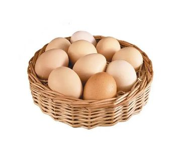 Chicken Eggs (Layer)  12pcs