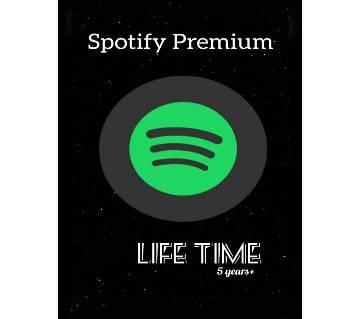 Spotify Premium -Lifetime Offer