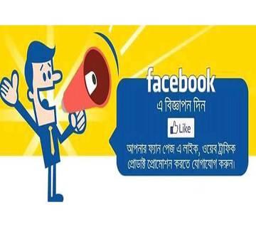Facebook Page Promote