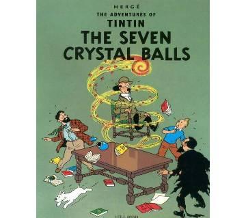 Tintin and the Seven Crystal Balls (E-Reader)