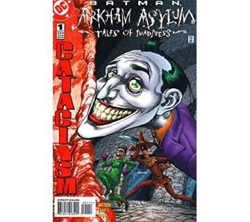 Arkham Asylum  - Tales of madness (1998) Comics (E-Reader)