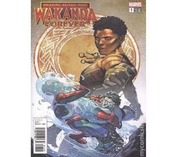 Amazing Spider-Man - Wakanda For ever  Comics (E-Reader)