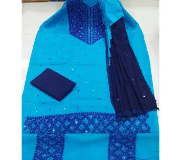 Ary Hand work with Ambrodary Shalwar Kameez for Women-064