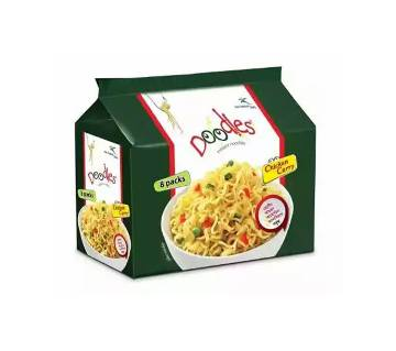 Doodles Chicken Curry Noodles - 4pc