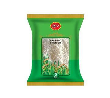 Pran Minicate Rice - 5 kg