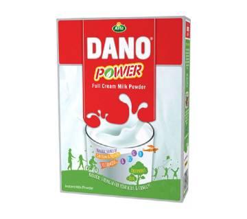 Dano Power Full Cream Instant Milk Powder Box - 1 kg