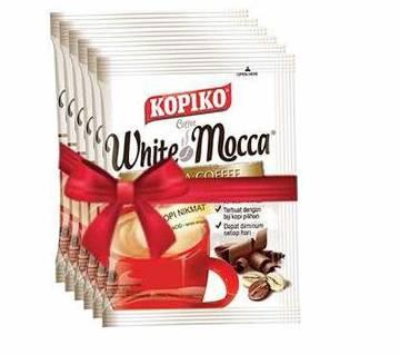 Kopiko Mocha Coffee - 20gm x 6pcs -Combo