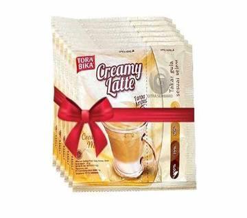 Torabika Creamy Latte - 25gm x 6pcs -Combo