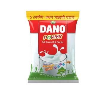 Dano Power Instant Full Cream Milk Powder Poly - 1 kg