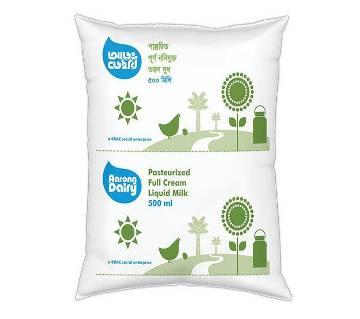 Aarong UHT Liquid Milk Fino Pack - 500 ml