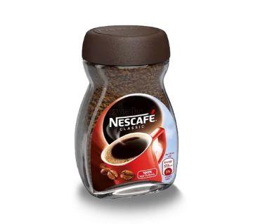 NESCAFE Classic Instant Coffee Jar - 100 gm
