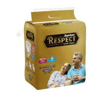 """ACI Savlon Respect Adult Diaper - L (38""""-57"""")"""