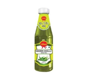 Ahmed Green Chilli Sauce - 340 gm