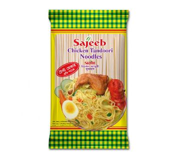 Sajeeb Cook Noodles Chicken Tandoori - 180 gm