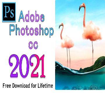 Adobe Photoshop CC 2021 Full Premium