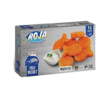 Roja Fish Nuggets- Peri Peri - 240 gm