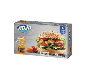 Roja Shrimp Burger- Naga (Hot & Spicy) - 200 gm